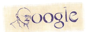 Even Google Home Page has a doodle dedicated to this great man today.